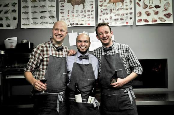 NordenBerlin - Björn Schmidt, Paul Truszkowski, Paul Huizing