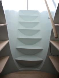 Groundfridge by Weltevree - steps