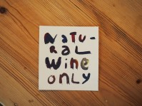 natural wine only - wild things winebar