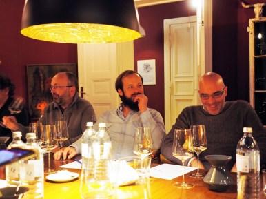 Felix Bodmann, Jan Hugel & Maxim Boillat