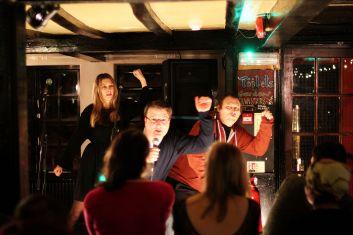 Club Soda - The Oval Tavern