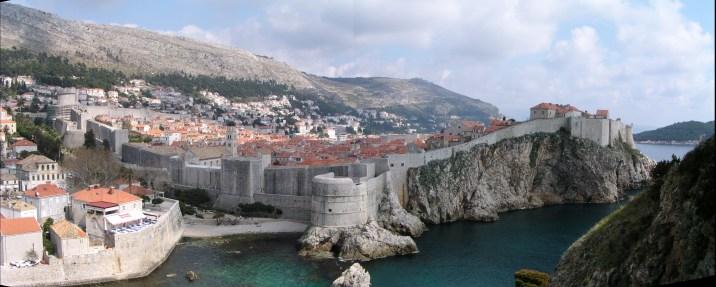 Forte Bokar, em Gradske Zidine
