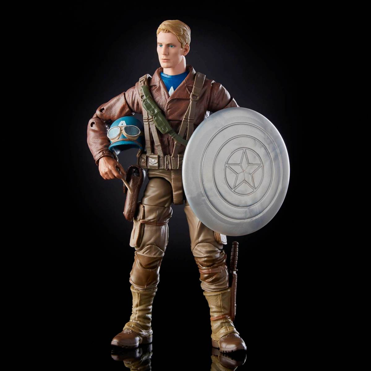 Image for Captain America And Peggy 2 Pack