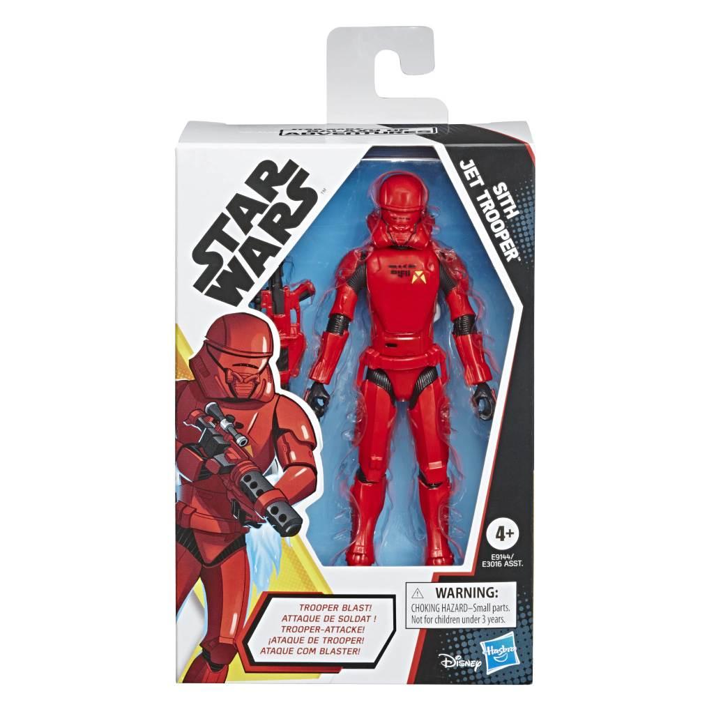 Hasbro Dortmund Comic Con Reveals Star Wars Black Series Commander Bly Sith Jet Trooper Galaxy Of Adventures Yoda Boba Fett Darth Maul Sith Jet Trooper Drunkwooky Com