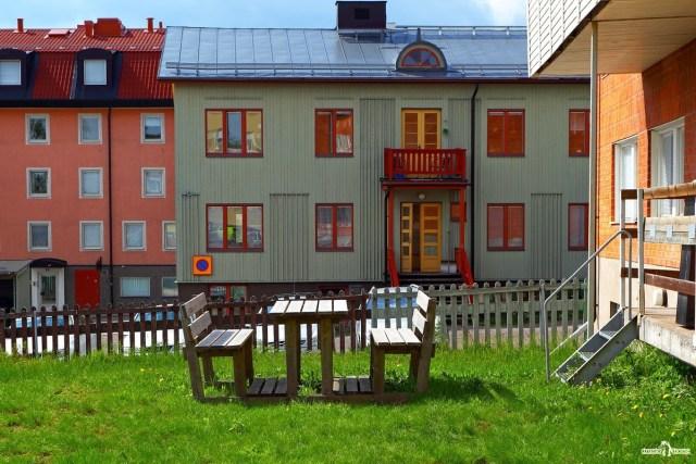 Швеция. Жилые районы