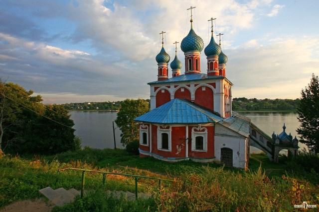 Тутаев. Ярославская область