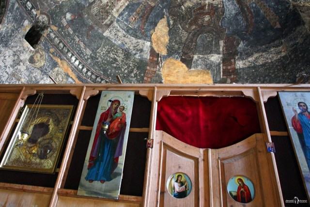 Вардзиа. Церковь Успения Пресвятой Богородицы