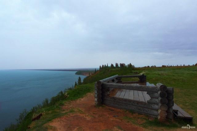 Андома-гора. Онежское озеро. Вологодская область