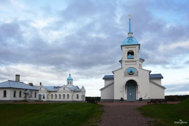 Церковь Покрова Божьей Матери.