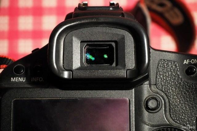 Видоискатель зеркальной камеры