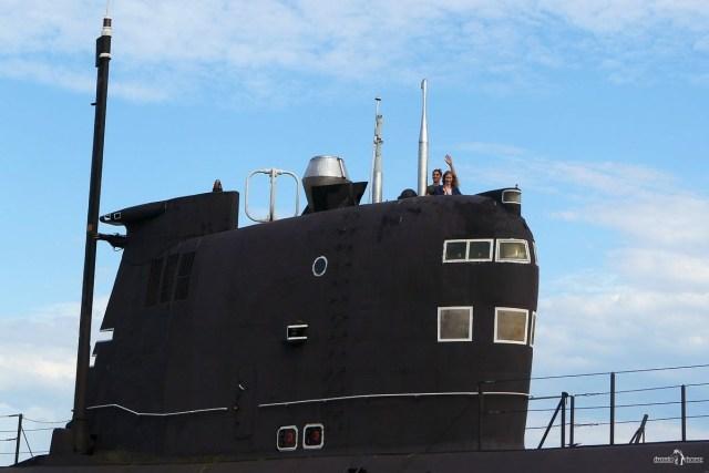 Рубка подводной лодки Б -440