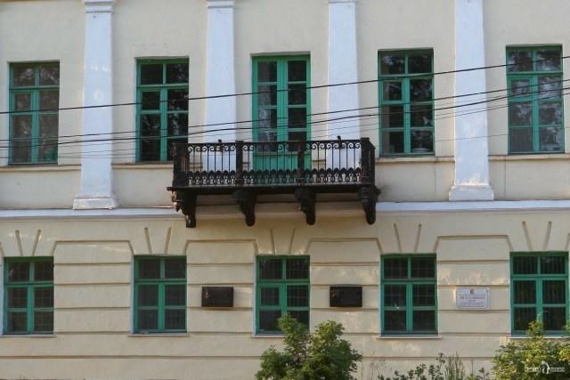 Вытегра. Историческая часть города