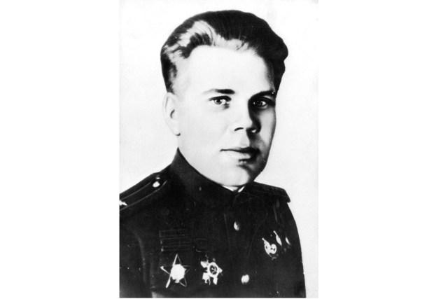 Андрей Никитич Пашков