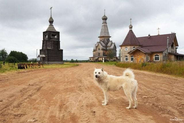 На авто по Русскому Северу