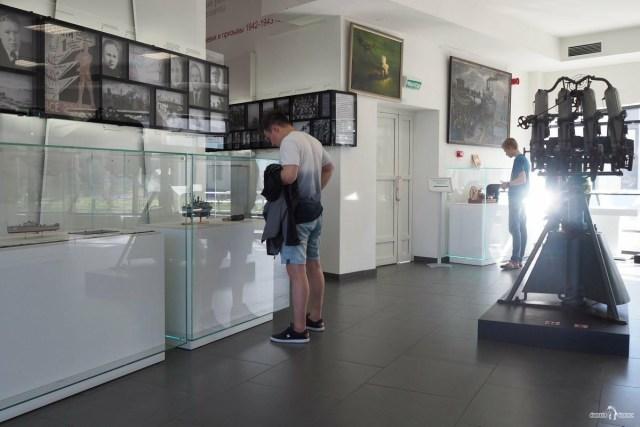 Зал экспозиции
