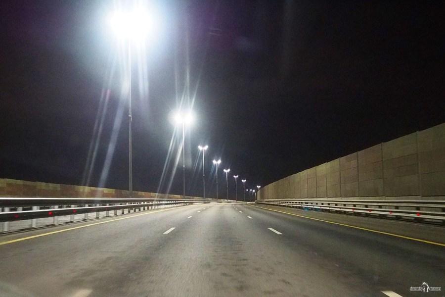 Инфраструктура М 11