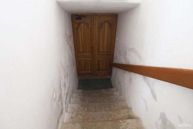 Лестница в Церковь Благовещения Пресвятой Богородицы