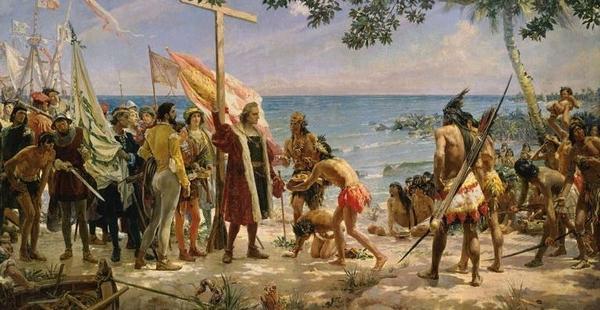 Resultado de imagen para CRISTOBAL COLON 1492