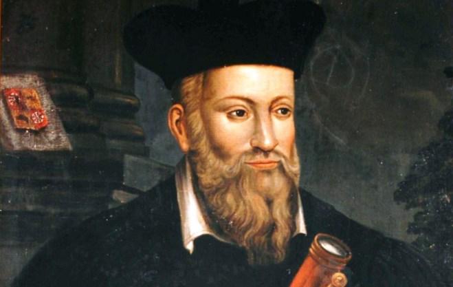 Resultado de imagen de Nostradamus