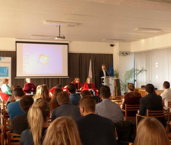 """Workshop """"Sociálna ekonomika – príklady dobrej praxe II."""""""