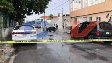 Photo of Guardia de seguridad recibe un impacto de bala al tratar de evitar un robo en un plantel educativo en la Sm 74