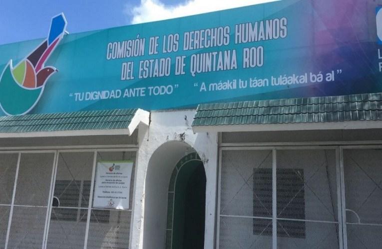 CDHEQROO desmiente presunta actuación de personal en defensa de imputado
