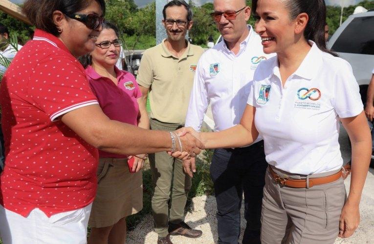 """Programa """"Reciclaton"""" de Puerto Morelos recolectó este año más de 40 toneladas de material reutilizable"""