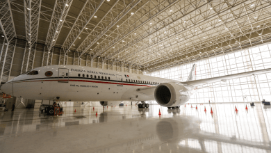 Photo of Seguimos negociando la venta del avión presidencial: Banobras