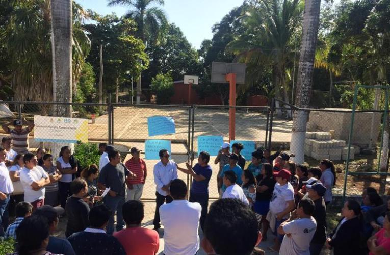 Exigen destitución de docentes de Telebachillerato en Felipe Carrillo Puerto