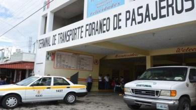 Photo of Continúan sin actividad rutas foráneas en Chetumal