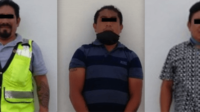 Photo of Detienen a tres presuntos extorsionadores en Cancún