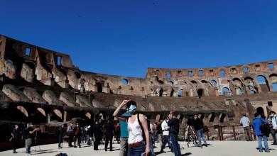 Photo of Italia reabre el Coliseo de Roma bajo estricta seguridad