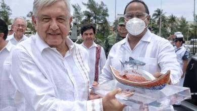 Photo of Conmemoran tres niveles de gobierno «Día de la Marina» en Isla Mujeres