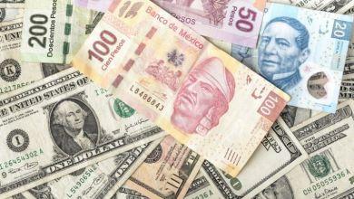 Photo of Peso recupera 14 centavos frente al dólar; cierra en 22.07 unidades