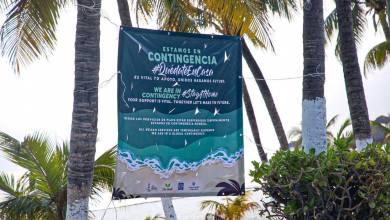 Photo of Playas de Isla Mujeres continuarán cerradas hasta que lo determine el gobierno federal