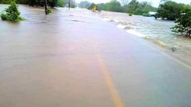 Photo of Cierran carretera Chetumal-Escárcega por inundación