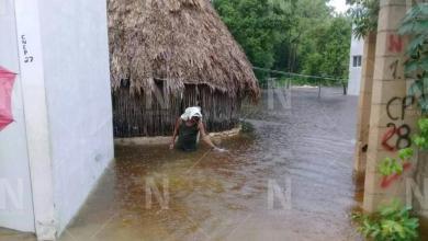 Photo of Inundaciones y familias evacuadas son los estragos de las lluvias en Yucatán