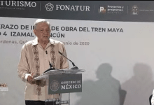 Photo of EN VIVO: AMLO da banderazo a obras del Tren Maya