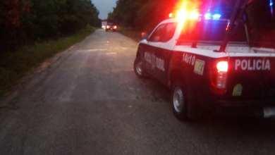 Photo of Un joven fue despojado violentamente de su camioneta en el tramo Limones-Felipe Carrillo Puerto