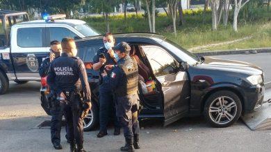 Photo of Detienen a sujeto que transportaba droga en camioneta de lujo en Cancún