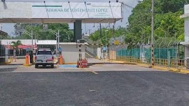 Photo of Cancelan reapertura de frontera México-Belice por aumento de casos de Covid-19
