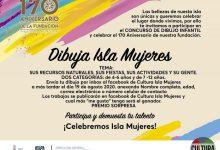 Photo of Convocan a isleños a participar en concursos de dibujo y poesía popular