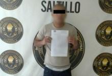 Photo of Cae secuestrador de 12 personas en Guerrero, estaba en Saltillo