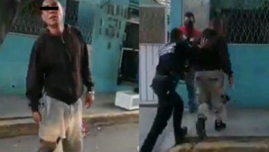 Photo of VIDEO: Mujer cacheteó al ladrón que le quitó su celular