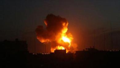 Photo of Israel lanza múltiples ataques contra la Franja de Gaza