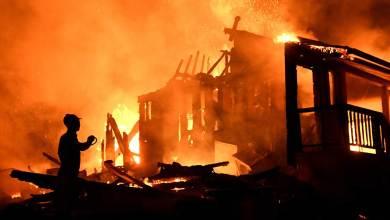 Photo of Incendios forestales en California cumplen un mes
