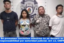 Photo of Detienen a cuatro sujetos por posesión de arma de fuego en Cancún