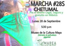 Photo of Alistan megamarcha en Quintana Roo y se despenalice el aborto