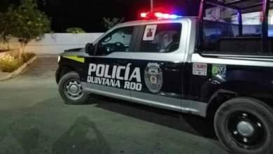 Photo of Amarran y golpean a presuntos secuestradores en Chetumal