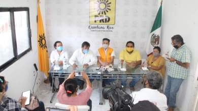 Photo of ¡Confirmado!, van en alianza el PRD y PRI en Quintana Roo